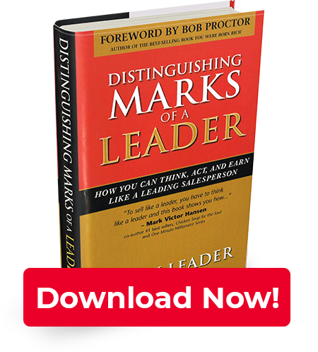 Distinguishing Marks of a Leader - Download Now!