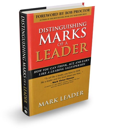 Distinguishing Marks of a Leader, by Mark Leader